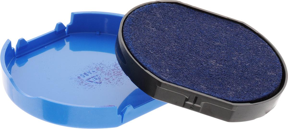 Trodat Сменная штемпельная подушка цвет синий 6/46045С