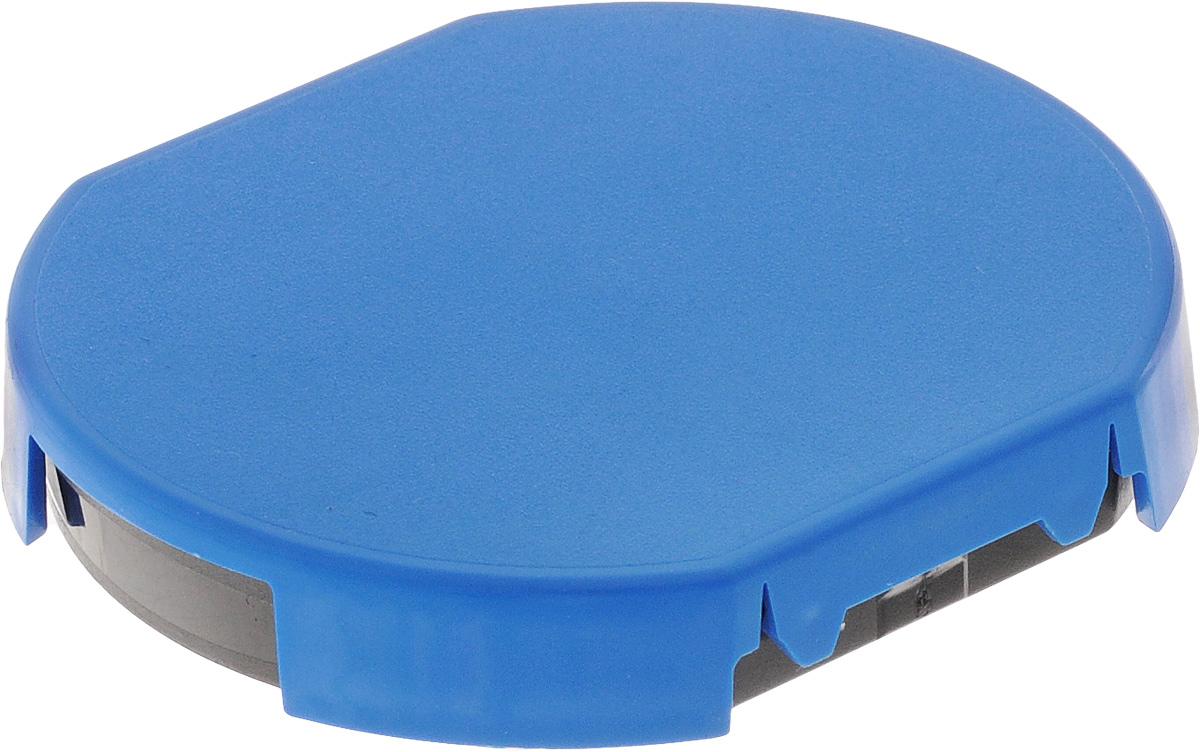 TrodatСменная штемпельная подушка цвет синий 6/46045С Trodat