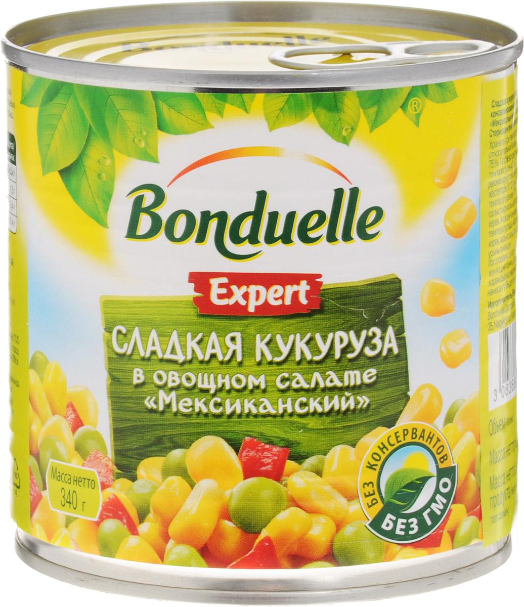 Bonduelle овощная смесь Мексиканская, 340 г bonduelle кукуруза сладкая 340 г