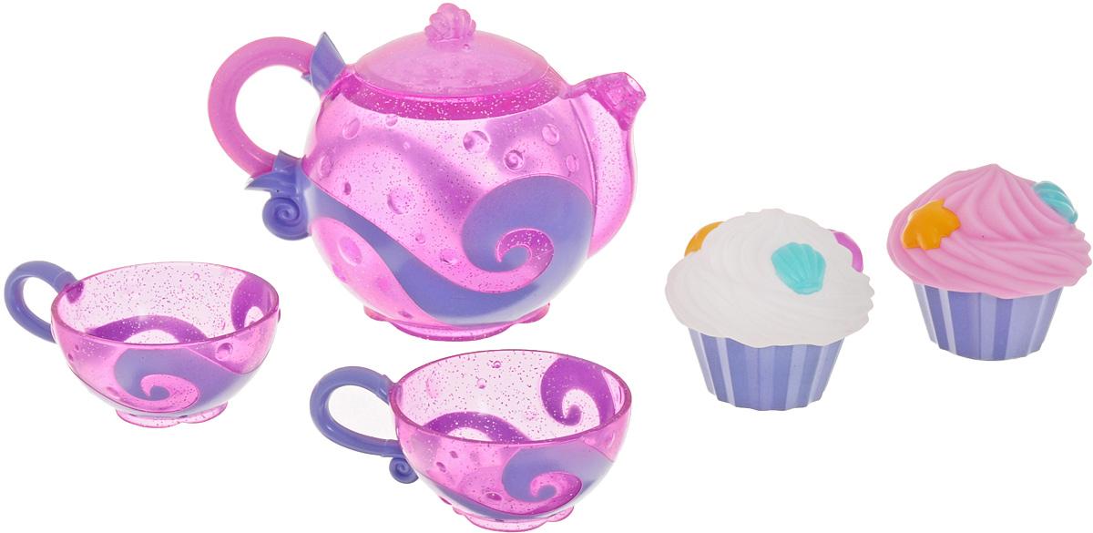 Munchkin Игрушка для ванны Чайный сервиз первая детская энциклопедия обо всем на свете владис