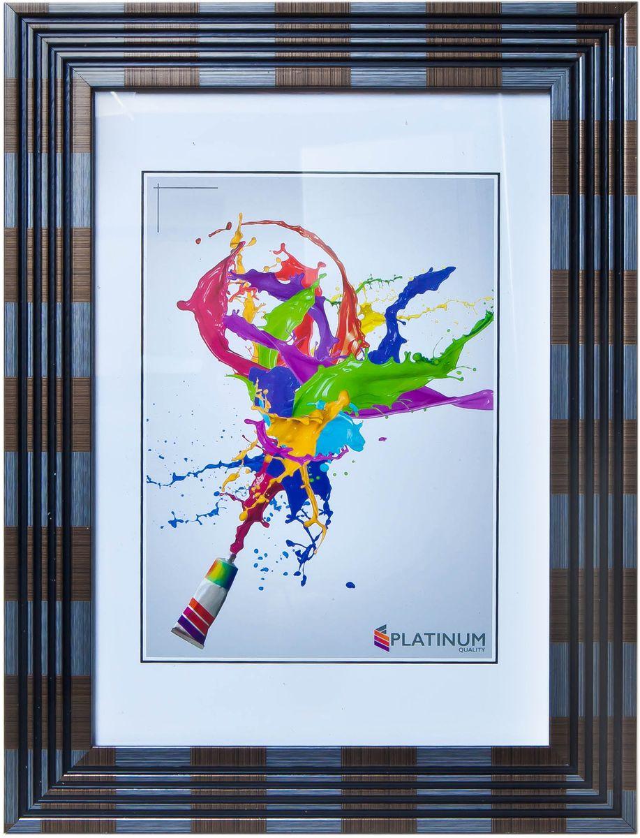 Фоторамка Platinum Парма, цвет: серый, голубой, 10 x 15 смPlatinum JW95-3 ПАРМА-СЕРЫЙ С ПОЛОСКАМИ 10x15 /12/48Фоторамка Platinum Парма выполнена в классическом стиле из пластика и стекла, защищающего фотографию. Оборотная сторона рамки оснащена специальной ножкой, благодаря которой ее можно поставить на стол или любое другое место в доме или офисе. Также изделие дополнено двумя специальными петлями для подвешивания на стену.Такая фоторамка поможет вам оригинально и стильно дополнить интерьер помещения, а также позволит сохранить память о дорогих вам людях и интересных событиях вашей жизни.