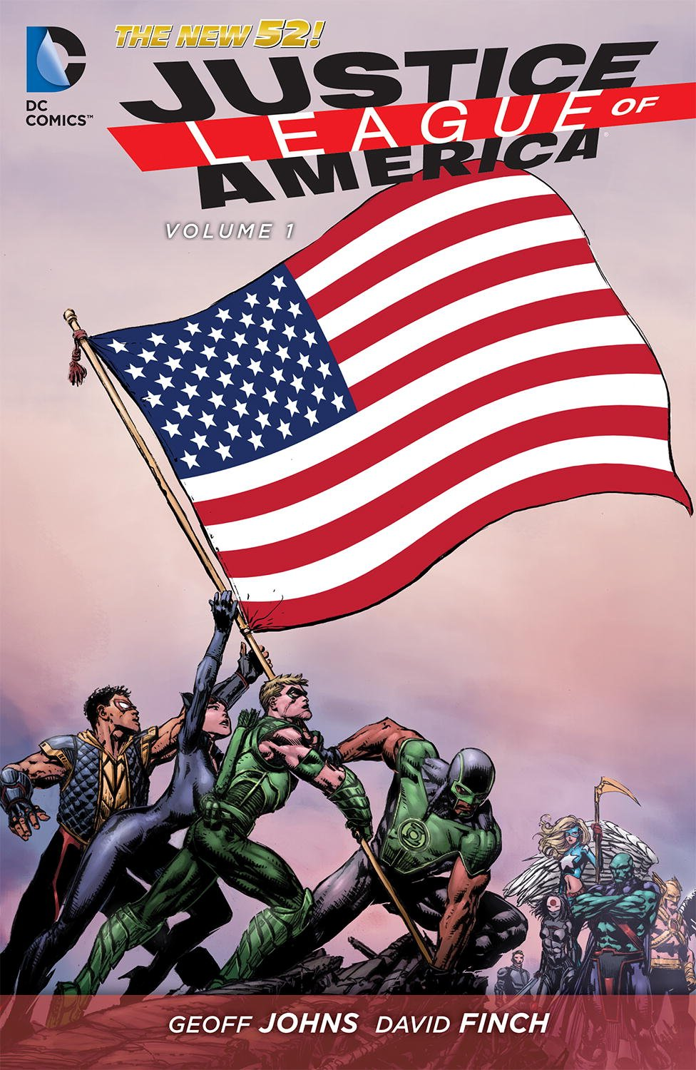 Justice League of America Volume 1: World's Most Dangerous TP