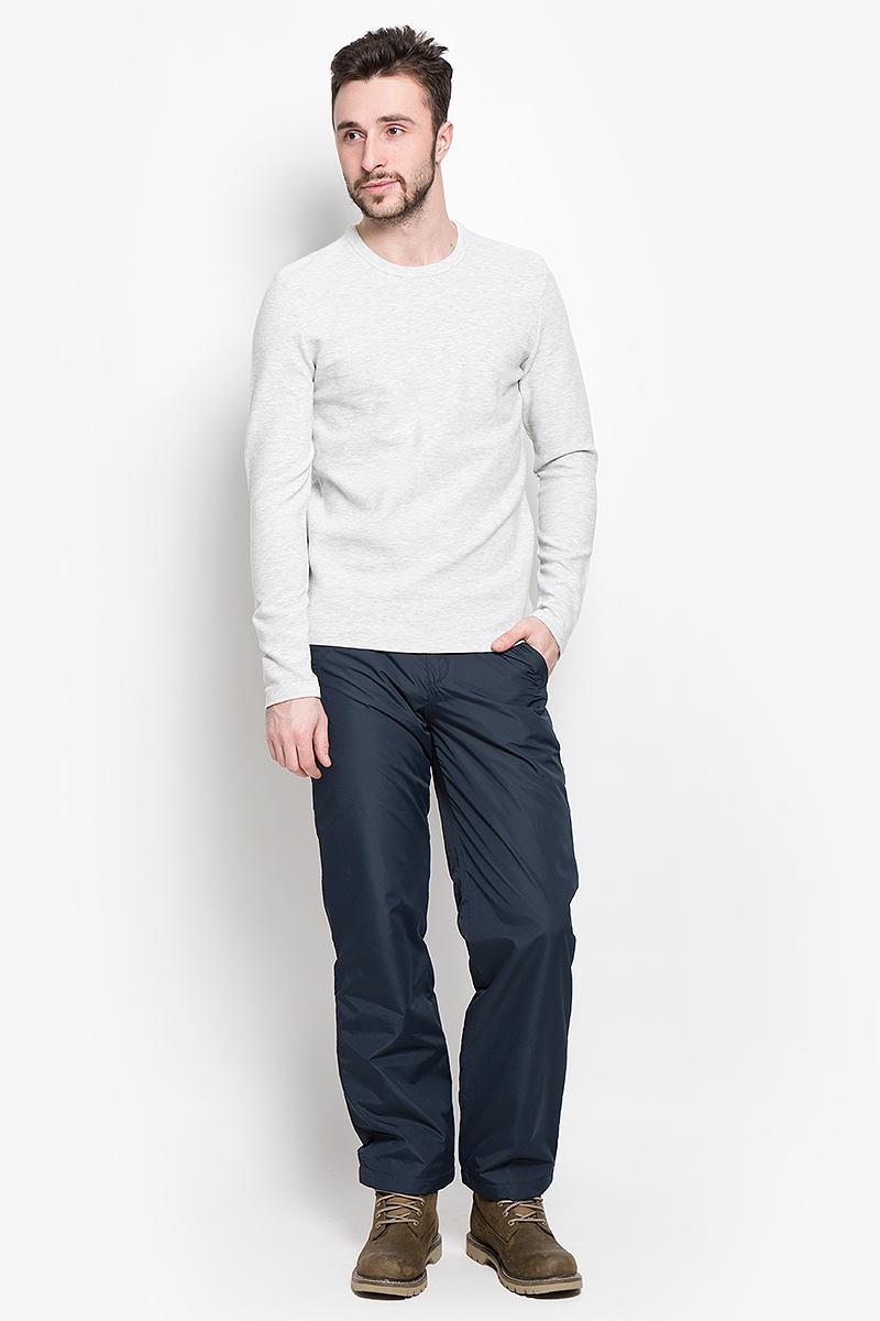 Пуловер мужской Selected Homme Identity, цвет: серый. 16051696. Размер XXL (52) пуловер мужской karff цвет синий бордовый черный 88004 01 размер xxl 56