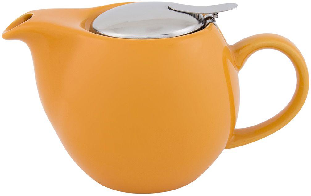 Чайник заварочный Elan Gallery, с крышкой и ситом, цвет: персиковый, 550 мл630002Посуда из керамики цвета Ваниль- это украшение стола и отличный подарок. Красота и уют вашего дома! Все части аккуратно скомбинированы и хорошо дополняют друг друга. Эта модель станет замечательной находкой для себя или презентом родным. Размер чайника: 17,5 х 11,5 х 10 см.Объем чайника: 550 мл.