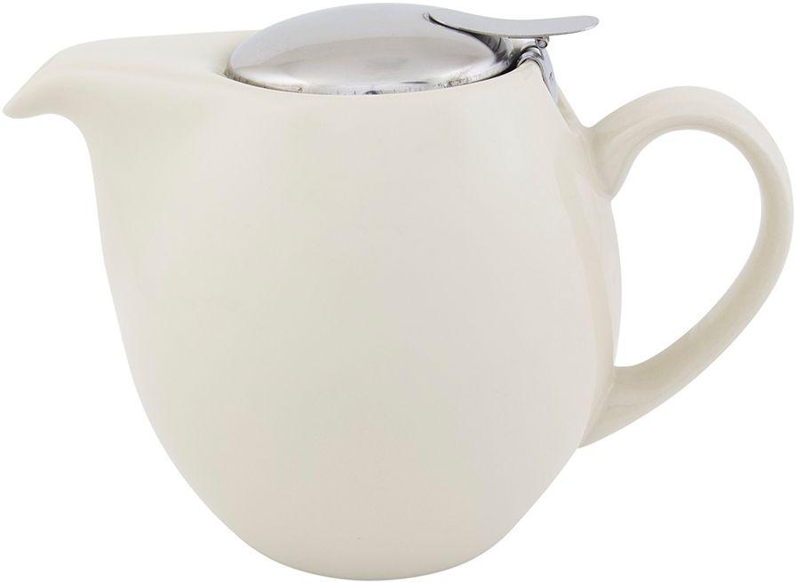 Чайник заварочный Elan Gallery, с крышкой и ситом, цвет: ванильный, 850 мл630011Посуда из керамики цвета Ваниль- это украшение стола и отличный подарок. Красота и уют вашего дома! Все части аккуратно скомбинированы и хорошо дополняют друг друга. Эта модель станет замечательной находкой для себя или презентом родным. Размер чайника: 18,5 х 11,5 х 13 см.Объем чайника: 850 мл.