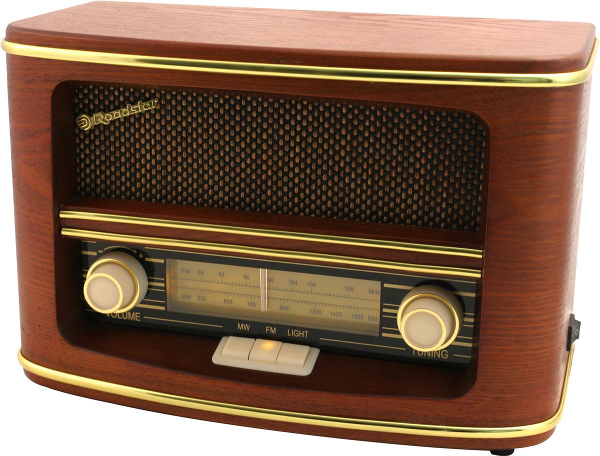 RoadStar HRA-1500N ретро-радио - Магнитолы, радиоприемники