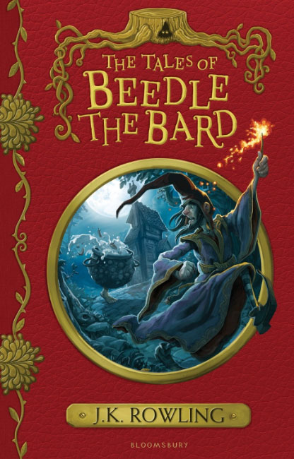 The Tales of Beedle the Bard rowling j the tales of beedle the bard