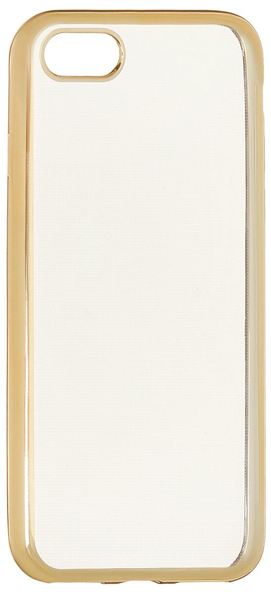Red Line iBox Blaze чехол для iPhone 7/8, GoldУТ000009716Практичный и тонкий силиконовый чехол Red Line iBox Blaze для iPhone 7 с эффектом металлических граней защищает телефон от царапин, ударов и других повреждений. Чехол изготовлен из высококачественного материала, плотно облегает смартфон и имеет все необходимые технологические отверстия, соответствующие модели телефона.Силиконовый чехолRed Line iBox Blaze долгое время сохраняет свою первоначальную форму и не растягивается на смартфоне.