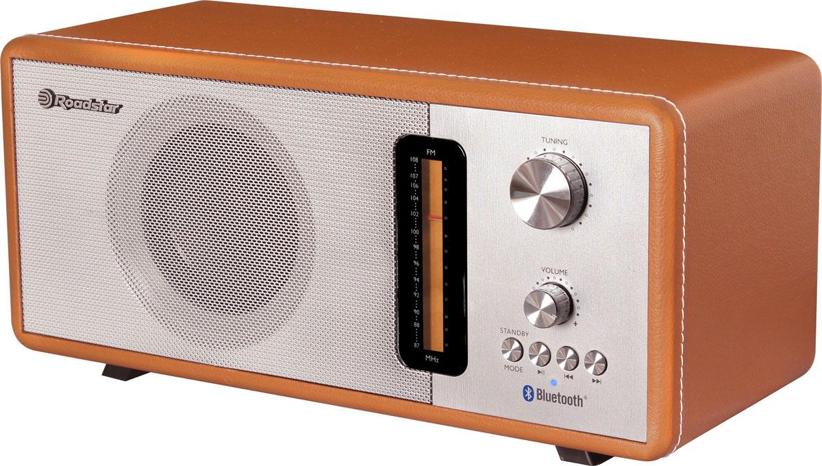 RoadStar HRA-1350US/BT ретро-радио - Магнитолы, радиоприемники