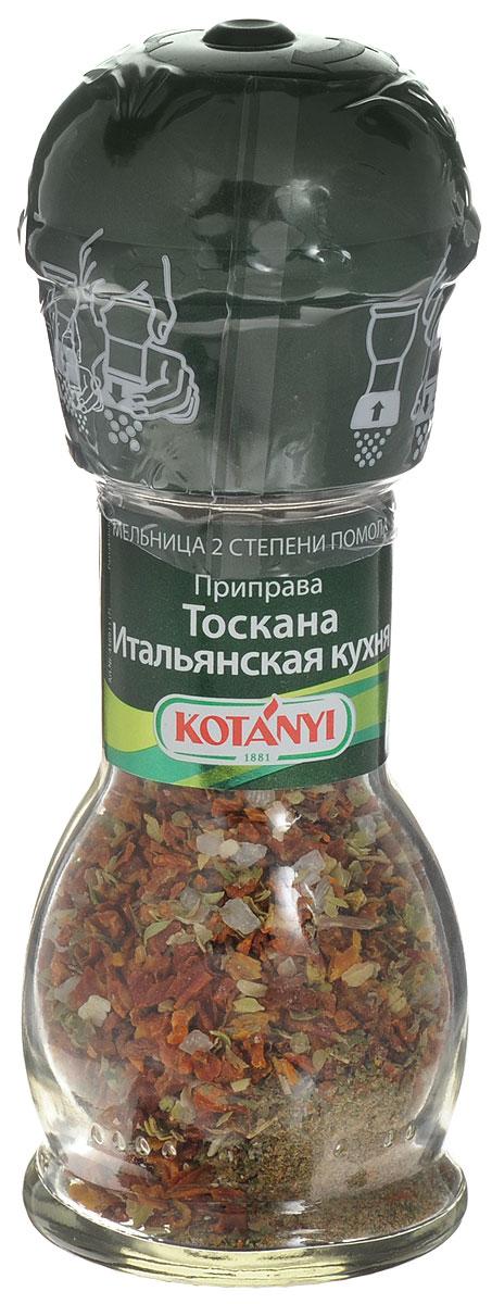 Kotanyi Приправа Тоскана Итальянская кухня, 32 г kotanyi приправа томаты & оливки 20 г