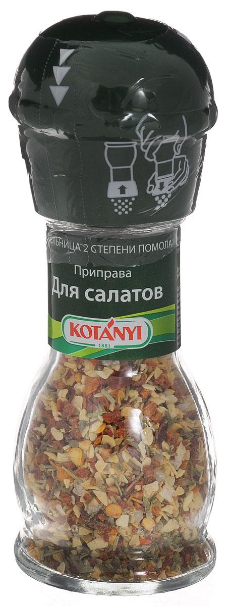 Kotanyi Приправа для салатов, 40 г kotanyi приправа томаты & оливки 20 г