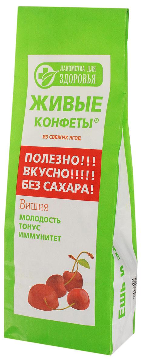 Лакомства для здоровья Мармелад желейный с вишней, 170 г витамины solgar кальций магний цинк 100 таблеток