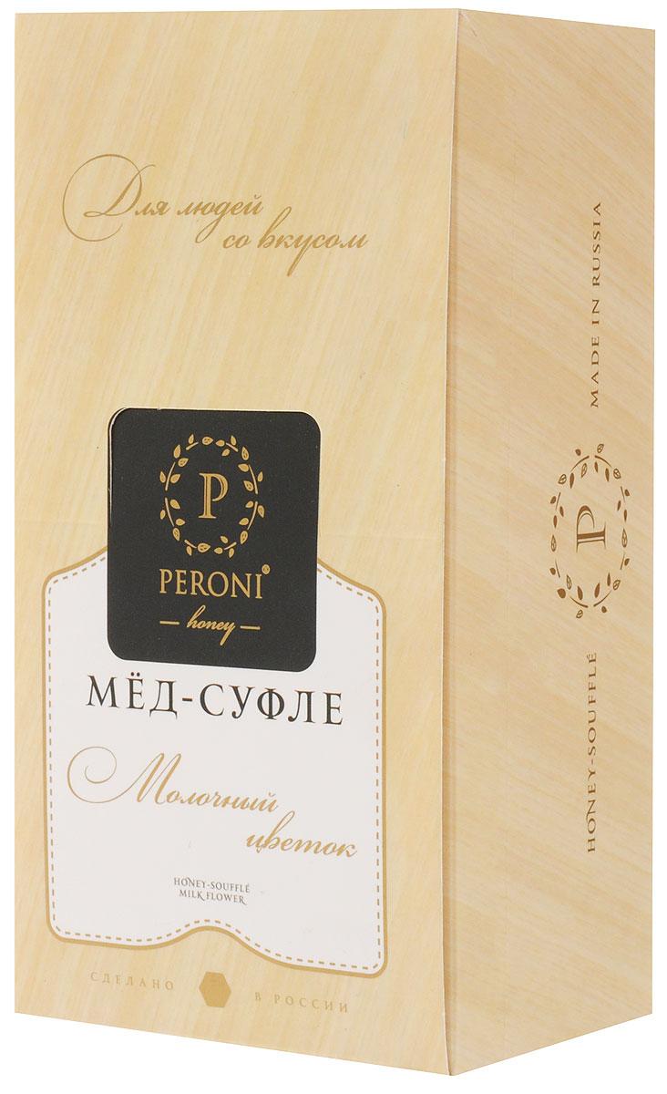 Peroni Молочный цветок мед-суфле порционный, 16 шт по 25 г медовая серия peroni энерджи premium 4 x 30 мл