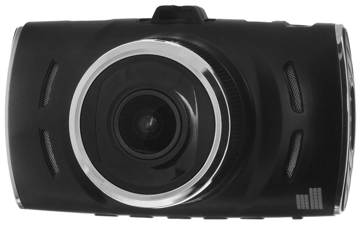 ParkCity DVR HD 475, Black видеорегистраторDVR HD 475Видеорегистратор ParkCity DVR HD 475 удобен и прост в эксплуатации, егомонтаж в автомобиле также не представляет проблем. Оснащен 3 экраном, на котором можно с легкостью просмотреть видеозапись. Устройство позволяет получить картинку высочайшего качества благодаря использованию матрицы 1/3 КМОП. Разрешение съемки составляет 1920х1080 точек. В объективе используются 6 стеклянных линз, фокусное расстояние составляет 2.5 миллиметра.Угол обзора 170° позволяет охватить соседние полосы, номера движущихся рядом с вами автомобилей, а также сигналы светофора. Такой угол обзора фиксирует дорожного движения шириной в несколько полос. В кадре будут зафиксированы движущиеся рядом и впереди автомобили, дорожные знаки и сигналы светофора.В комплекте с видеорегистратор ParkCity DVR HD 475 идет дополнительная камера, которую можно установить как внутри автомобиля, так и снаружи. Камера оснащена кабелем длиной 5,8 метров. В вспомогательной видеокамере имеются светодиоды, обеспечивающие подсветку. В результате даже в темное время суток можно получить картинку высокого качества. Камера облегчает движение задним ходом и парковку, отображая происходящее на экране видеорегистратора, тем самым повышая безопасность эксплуатации транспортного средства.
