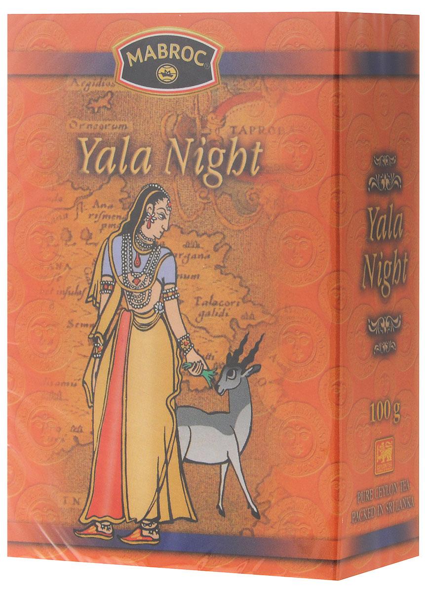 Mabroc Древние легенды. Ялла ночь чай черный листовой, 100 г mabroc эрл грей чай черный листовой 100 г