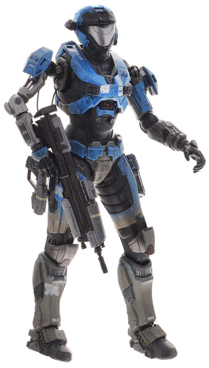 Halo: Reach. Фигурка Play Arts Kai Vol.2 Kat 27 см halo 5 guardians фигурка play arts kai spartan locke 27 см