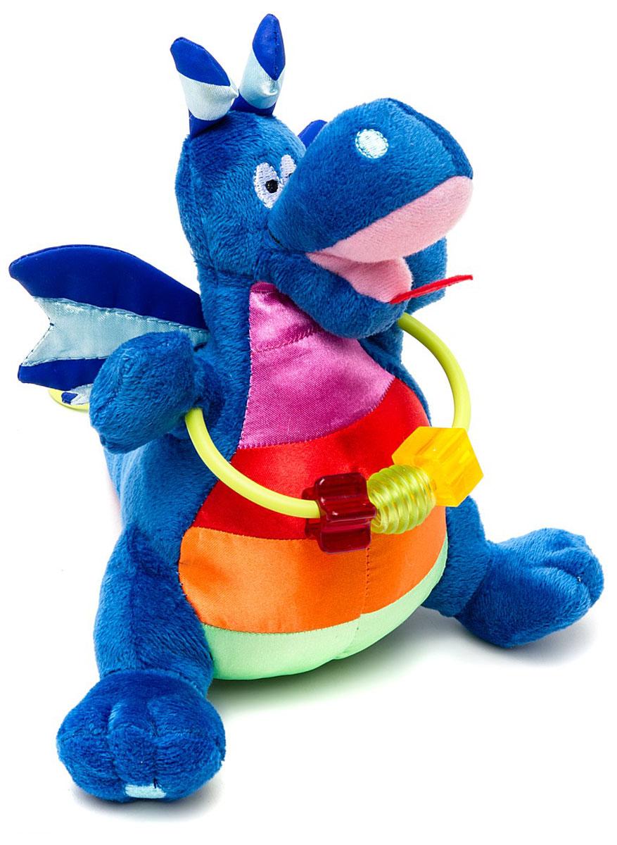 WeeWise Музыкальная игрушка-подвеска Дракон Джеки погремушки weewise друзья крути верти 40110