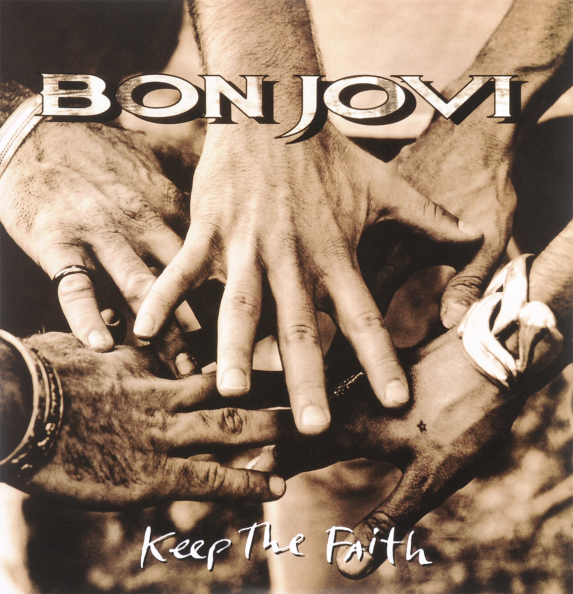 Bon Jovi Bon Jovi. Keep The Faith (2 LP) roxy music roxy music the studio albums limited edition 8 lp