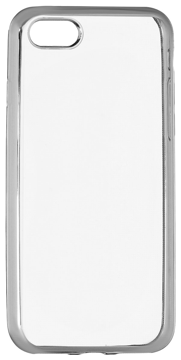 все цены на Red Line iBox Blaze чехол для iPhone 7/8, Silver онлайн
