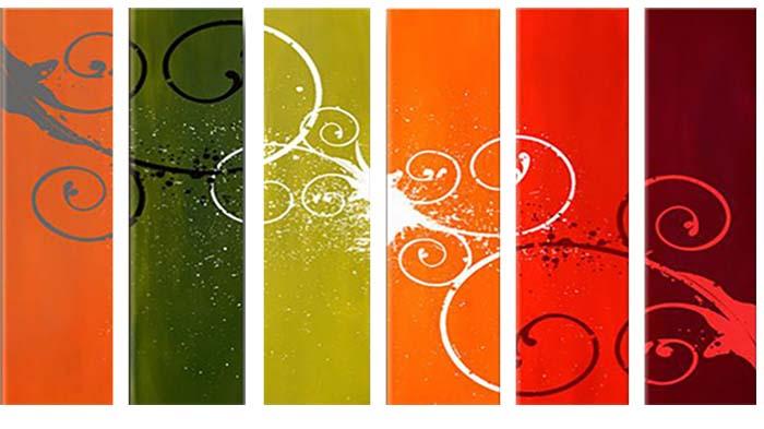 Картина Арт78 Волны, модульная, 100 х 50 см. арт780084-3арт780084-3Ничто так не облагораживает интерьер, как хорошая картина. Особенную атмосферу создаст крупное художественное полотно, размеры которого более метра. Подобные произведения искусства, выполненные в традиционной технике (холст, масляные краски), чрезвычайно капризны: требуют сложного ухода, регулярной реставрации, особого микроклимата – поэтому они просто не могут существовать в условиях обычной городской квартиры или загородного коттеджа, и требуют больших затрат. Данное полотно идеально приспособлено для создания изысканной обстановки именно у Вас. Это полотно создано с использованием как традиционных натуральных материалов (холст, подрамник - сосна), так и материалов нового поколения – краски, фактурный гель (придающий картине внешний вид масляной живописи, и защищающий ее от внешнего воздействия). Благодаря такой композиции, картина выглядит абсолютно естественно, и отличить ее от традиционной техники может только специалист. Но при этом изображение отлично смотрится с любого расстояния, под любым углом и при любом освещении. Картина не выцветает, хорошо переносит даже повышенный уровень влажности. При необходимости ее можно протереть сухой салфеткой из мягкой ткани.