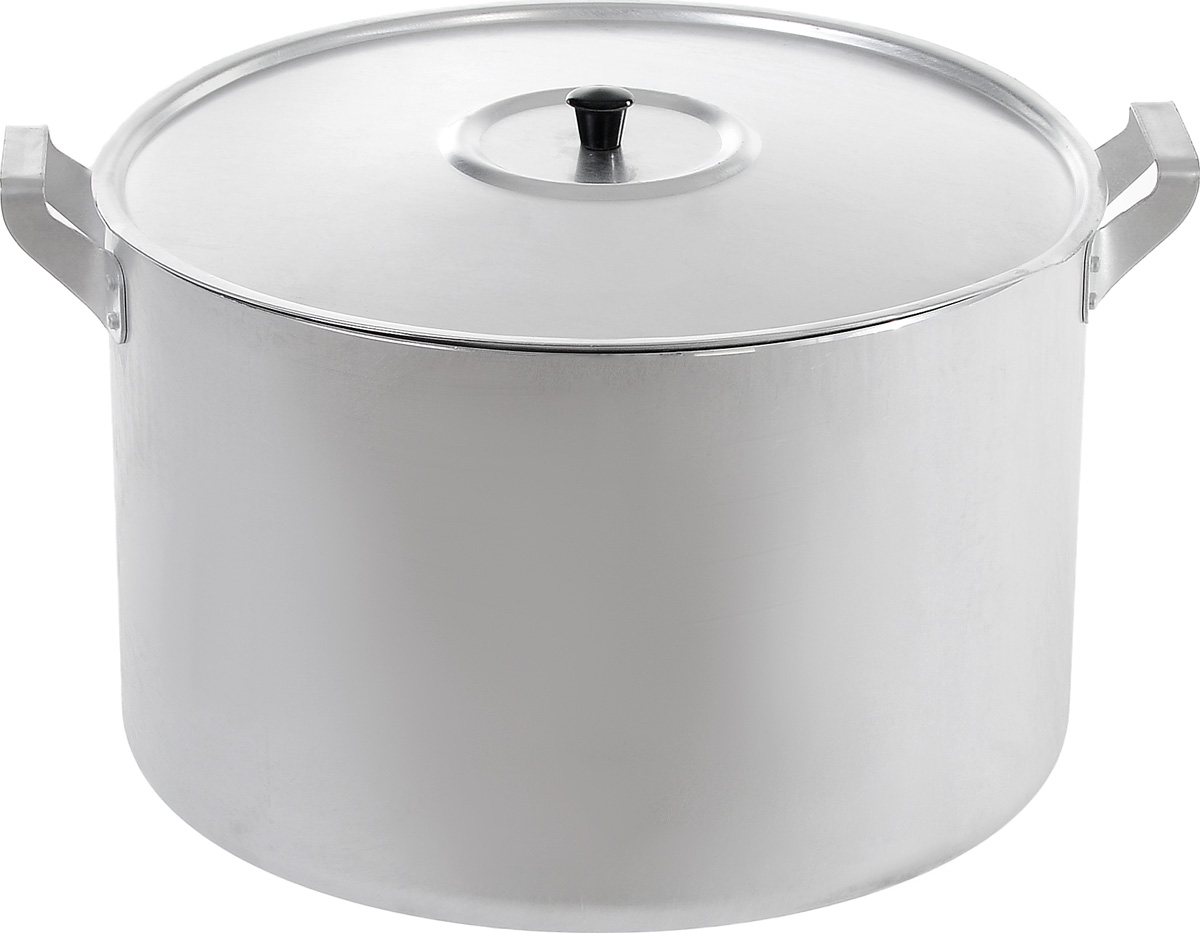 Кастрюля Scovo с крышкой, 20 лМШ-007Кастрюля Scovo изготовлена из высококачественного алюминия с полированной поверхностью. Посуда с полированной поверхностью медленно остывает, долго сохраняя тепло, поэтому идеально подходит для кипячения молока, воды, приготовления супов, каш.Алюминиевая посуда - это давно проверенная классика. Долговечная и недорогая, алюминиевая посуда не обладает привлекательным внешним видом, но может пережить многие испытания и не понести потерь. Даже деформация корпуса, в принципе, не влияет на дальнейший процесс приготовления пищи. Полированную алюминиевую посуду не рекомендуется мыть абразивными моющими средствами с использованием жестких щеток и других твердых материалов.Такая посуда пригодится не только дома, но и станет незаменимой в походах или поездках за город.Кастрюля подходит для использования на всех типах плит, кроме индукционных. Можно мыть в посудомоечной машине. Диаметр кастрюли (по верхнему краю): 35 см.Высота стенки: 21 см.Объем кастрюли: 20 л.