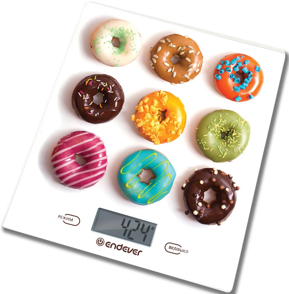 Endever KS-521 весы кухонные