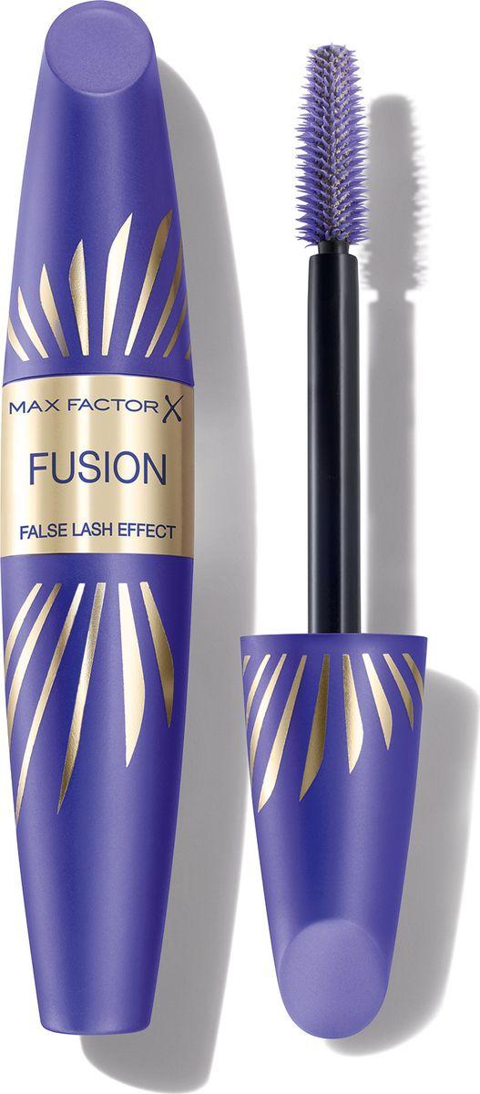 Max Factor Тушь С Эффектом Накладных Ресниц False Lash Effect Fusion Deep blue 13,1 мл81524156Тушь MaxFactorFalseLashEffectFusion помогает достичь впечатляющего результата. С помощью этой туши можно удвоить не только объем, но и длину ресниц, сделав глаза более привлекательными. Новое сочетание от MaxFactor: культовая щеточка, придающая суперобъем, и инновационная удлиняющая формула с нейлоновыми волокнами. Не скатывается и не смазывается, поэтому ты можешь быть уверена, что выглядишь великолепно. Тушь подходит тем, кто носит контактные линзы, легко смывается. Можно использовать для естественного повседневного макияжа. Объемная щеточка и новейшая удлиняющая формула. Легко смывается. Протестировано офтальмологами. Подходит для чувствительных глаз и для тех, кто носит контактные линзы.Перед нанесением туши воспользуйся щипцами для подкручивания ресниц, чтобы придать им форму и зрительно увеличить глаза. Чтобы увеличить объем ресниц вдвое, смотри в зеркало вниз и прокрашивай ресницы от корней до кончиков нашей самой большой щеточкой, двигая ее из стороны в сторону. Затем посмотри вверх и накрась тушью нижние ресницы. Используй круглый кончик щеточки, чтобы прокрасить каждую ресничку и выделить глаза. Подожди, пока тушь подсохнет, и нанеси второй слой на верхние ресницы.
