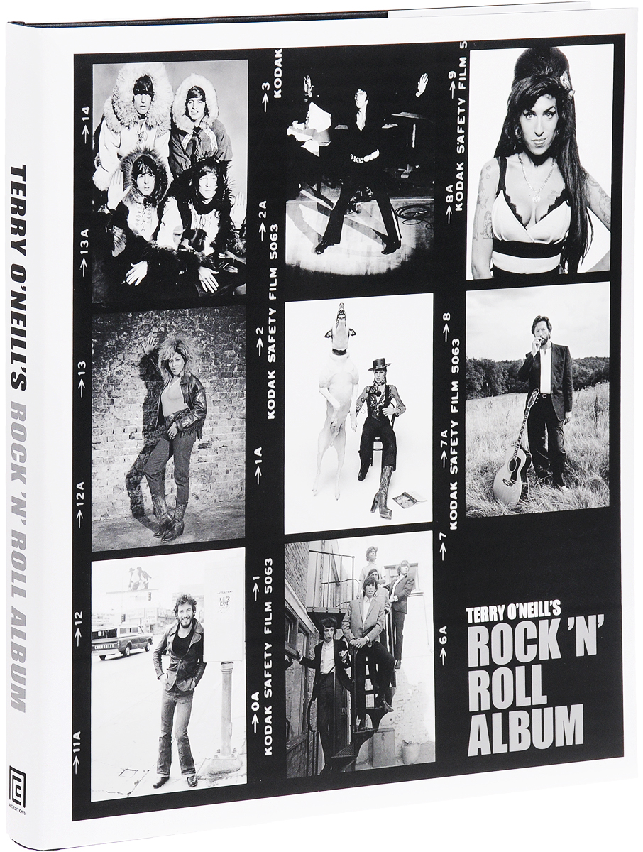 Terry O'Neill`s Rock`n`Roll Album