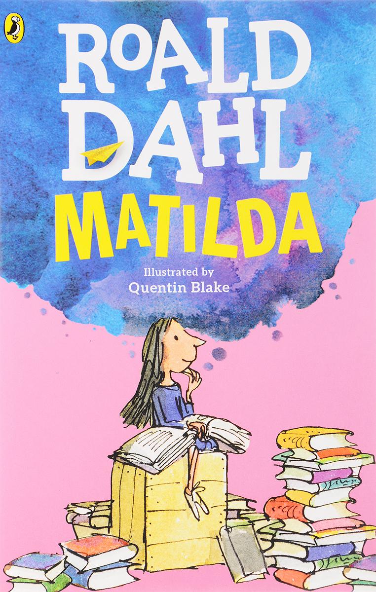 Roald Dahl Matilda sweet miss sw014ewrko41