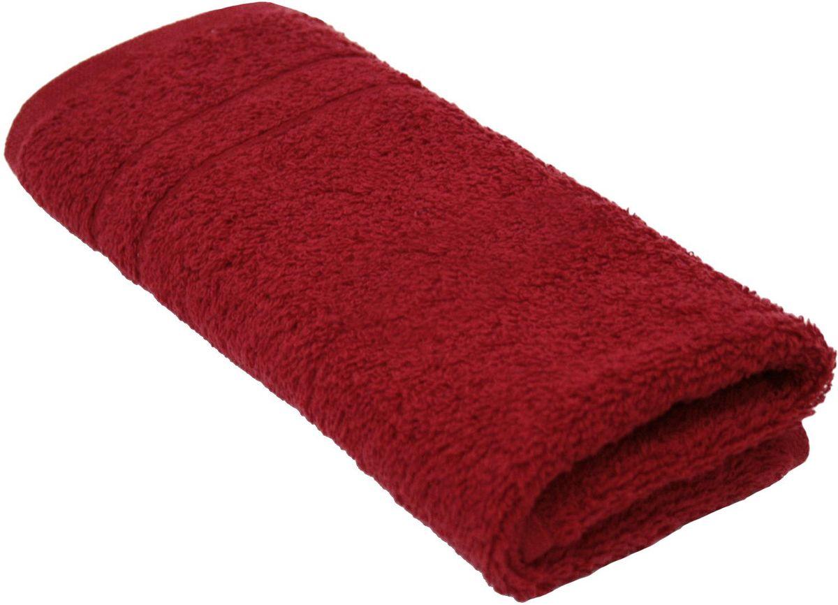 Полотенце Proffi Home Модерн, цвет: красный, 30 x 50 см proffi films pfm021