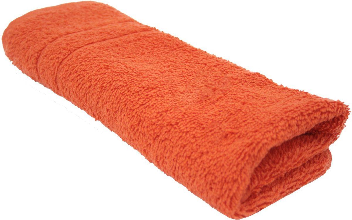 Полотенце Proffi Home Модерн, цвет: оранжевый, 30 x 50 смPH3265Мягкое махровое полотенцеProffi Home Модерн отлично впитывает влагу и быстро сохнет, приятно в него завернуться после принятия ванны или посещения сауны. Поэтому данное махровое полотенце можно использовать в качестве душевого, банного или пляжного полотенца. Состав: 100% хлопок.