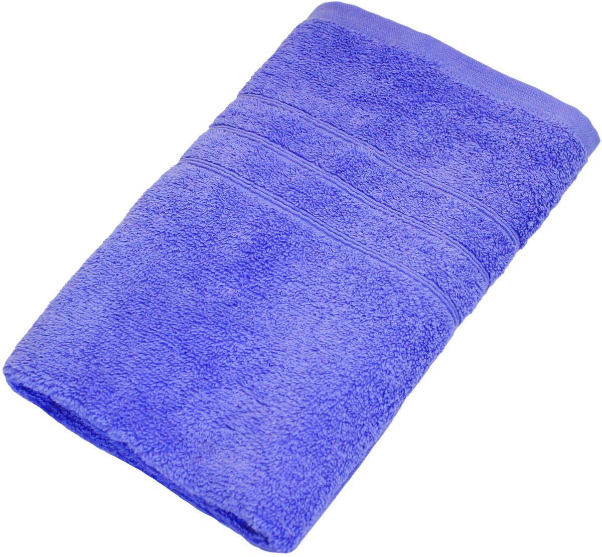 Полотенце Proffi Home Модерн, цвет: синий, 50 x 100 смPH3269Мягкое махровое полотенцеProffi Home Модерн отлично впитывает влагу и быстро сохнет, приятно в него завернуться после принятия ванны или посещения сауны. Поэтому данное махровое полотенце можно использовать в качестве душевого, банного или пляжного полотенца. Состав: 100% хлопок.