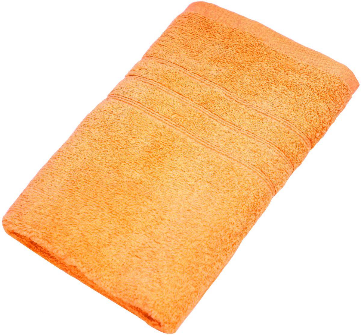 Полотенце Proffi Home Модерн, цвет: оранжевый, 50 x 100 смPH3271Мягкое махровое полотенцеProffi Home Модерн отлично впитывает влагу и быстро сохнет, приятно в него завернуться после принятия ванны или посещения сауны. Поэтому данное махровое полотенце можно использовать в качестве душевого, банного или пляжного полотенца. Состав: 100% хлопок.