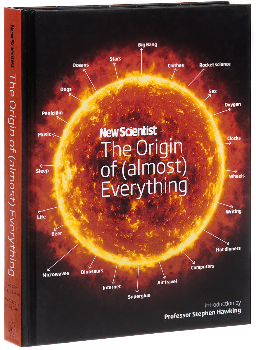 New Scientist: The Origin of (almost) Everything life the universe and everything