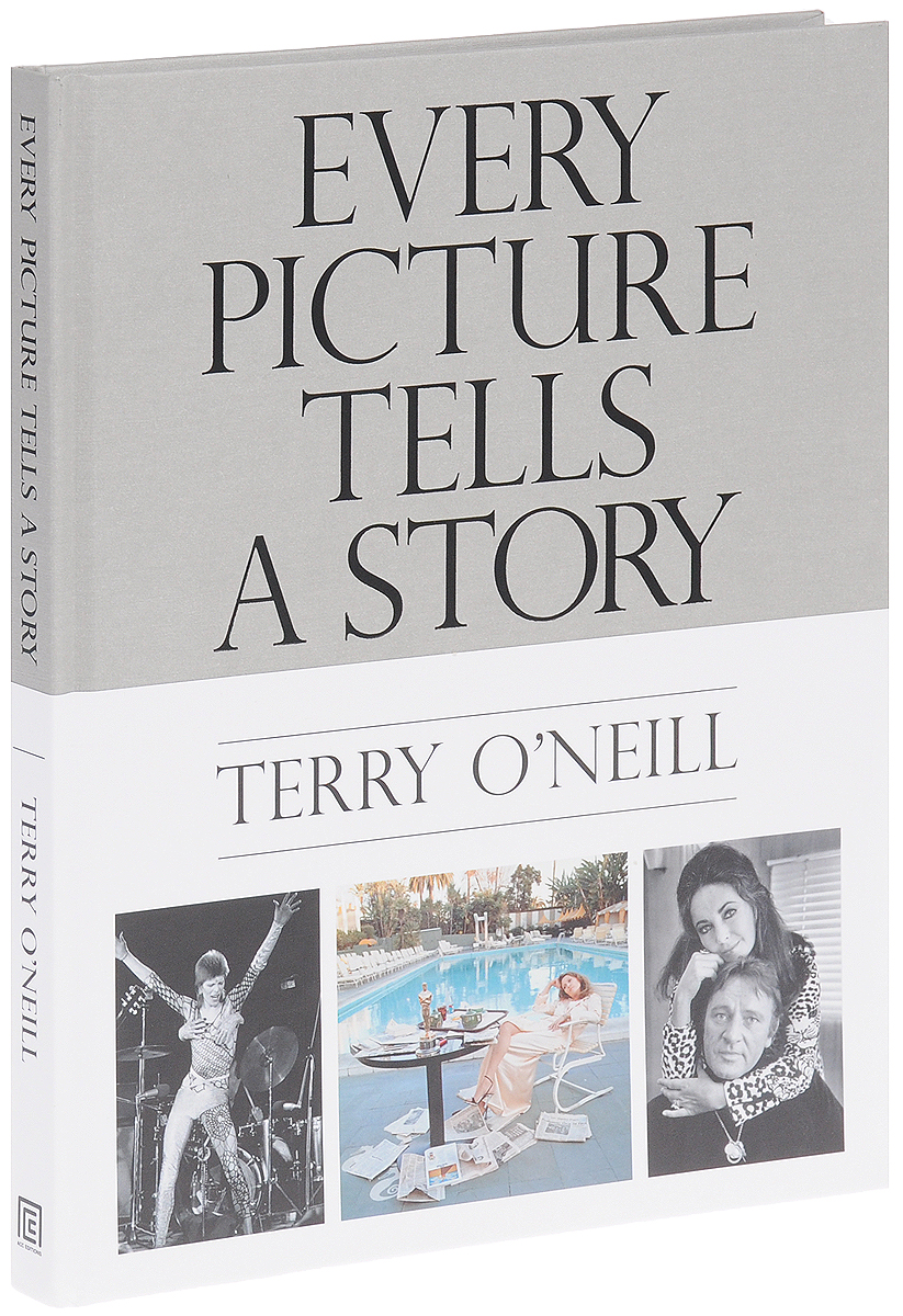 Terry O'Neill: Every Picture Tells a Story pratchett terry globe the sod ii