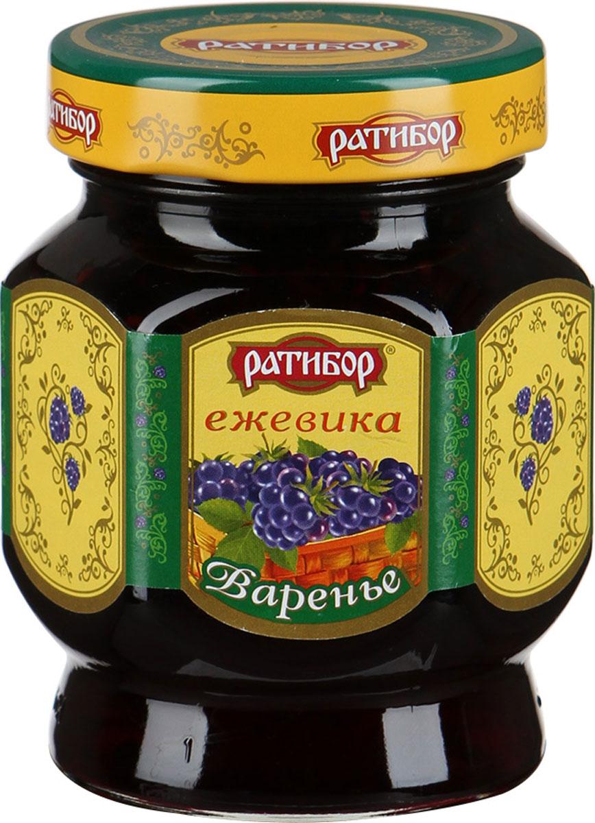 Ратибор варенье Ежевика, 400 г ратибор варенье клюква 400 г