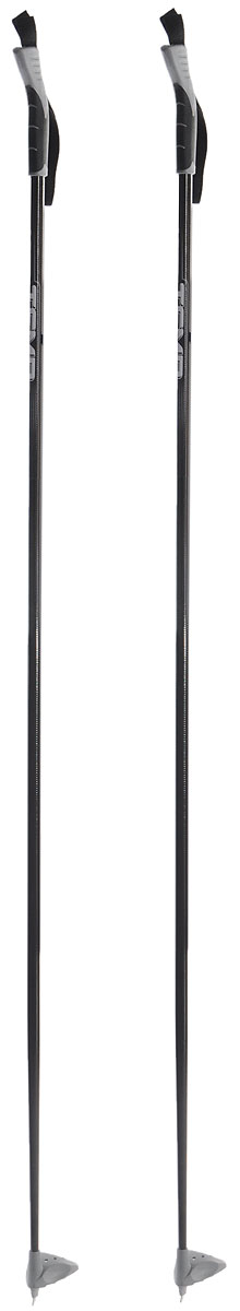 Палки лыжные Larsen Temp, длина 150 см338438-150Качественные лыжные палки Larsen Temp 150 отлично подойдут для прогулочного катания. Модель выполнена из стекловолокна. Полиуретановая рукоятка имеет удобный хват, благодаря которому рука не мерзнет и не скользит. Темляк-стропа удобно надевается и надежно поддерживает кисть. Большая пластиковая лапка с твердосплавным наконечником не проваливается в снег. Спортивные палки подойдут как начинающим лыжникам, так и опытным спортсменам.Длина палок: 150 см. Как выбрать беговые лыжи. Статья OZON Гид