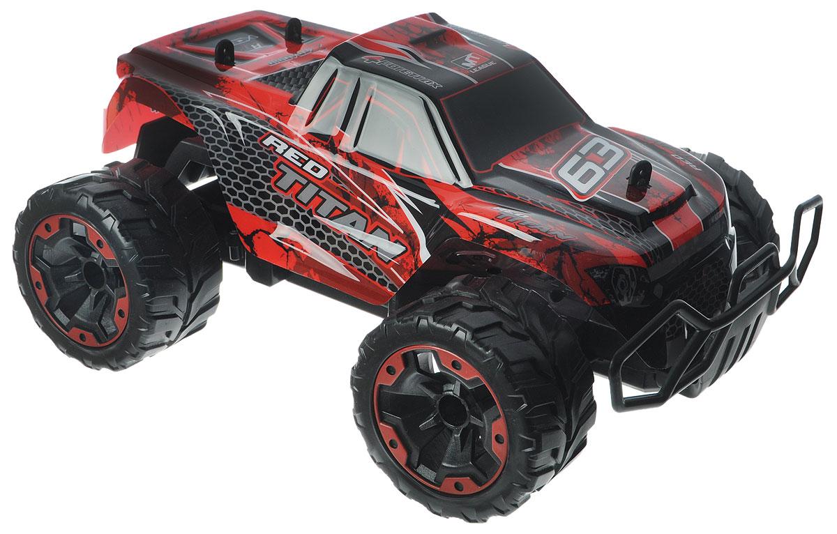 Dickie Toys Машинка на радиоуправлении Red Titan