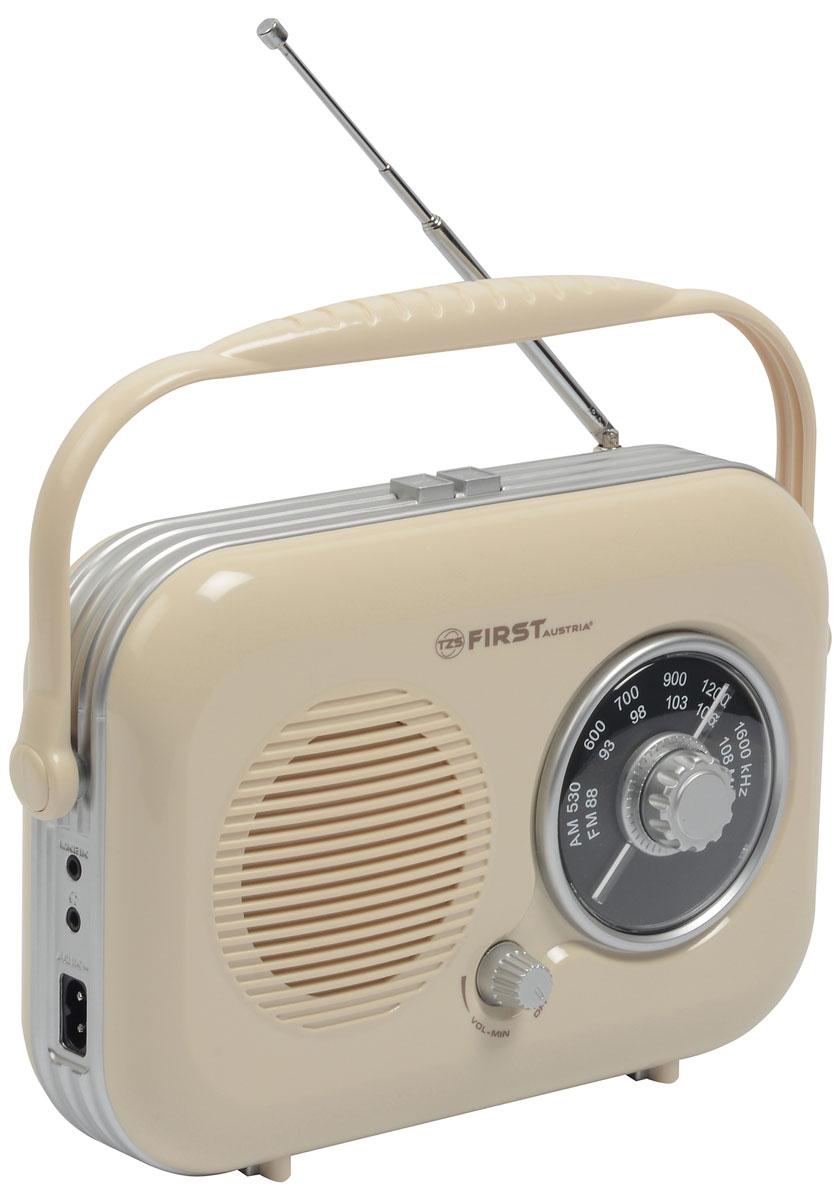 First FA-1906, Cream радиоприемник - Магнитолы, радиоприемники