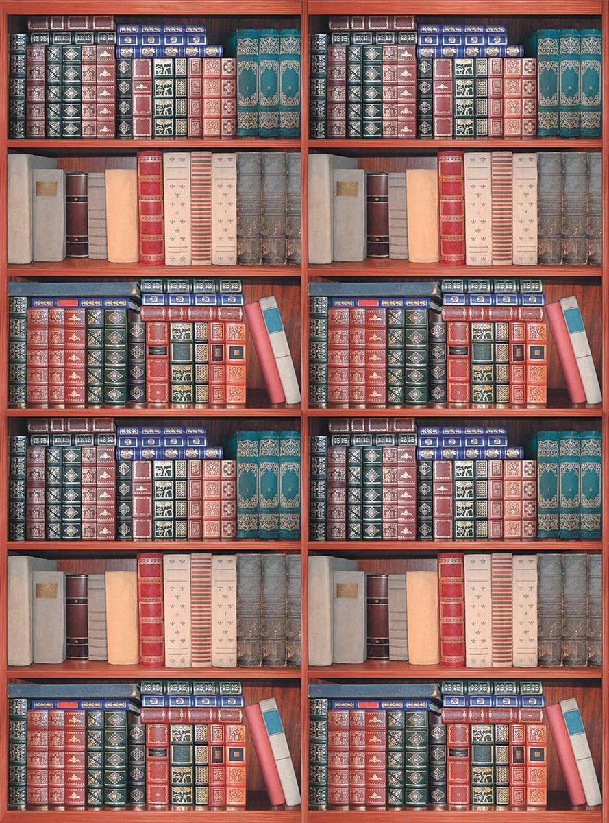 Фотообои Milan Книжный шкаф, текстурные, 200 х 270 см. M 229m 229Виниловые обои горячего тиснения на флизелиновой основе MILAN — дизайнерская коллекция фотообоев и фотопанно европейского качества, созданная на основе последних тенденций в мире интерьерной моды. Еще вчера эти тренды демонстрировались на подиумах