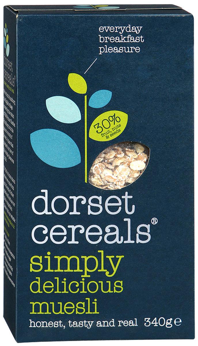 Dorset Cereals Традиционные королевские мюсли, 340 гбйж004Мюсли Dorset Cereals Традиционные королевские подходят для завтрака с молоком, йогуртом или фруктовым соком.Уважаемые клиенты! Обращаем ваше внимание, что полный перечень состава продукта представлен на дополнительном изображении.