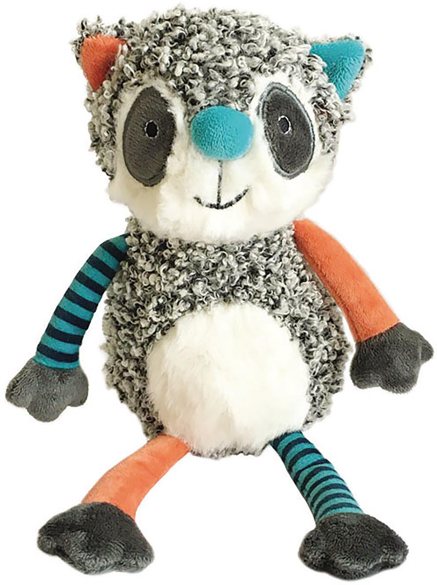 Gulliver Мягкая игрушка Лемур Лем 17 см