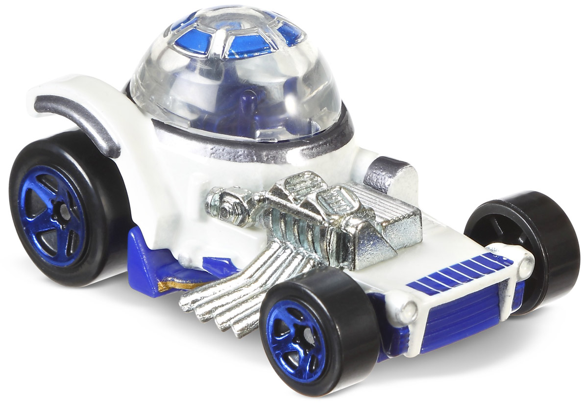 цена на Hot Wheels Star Wars Машинка R2-D2