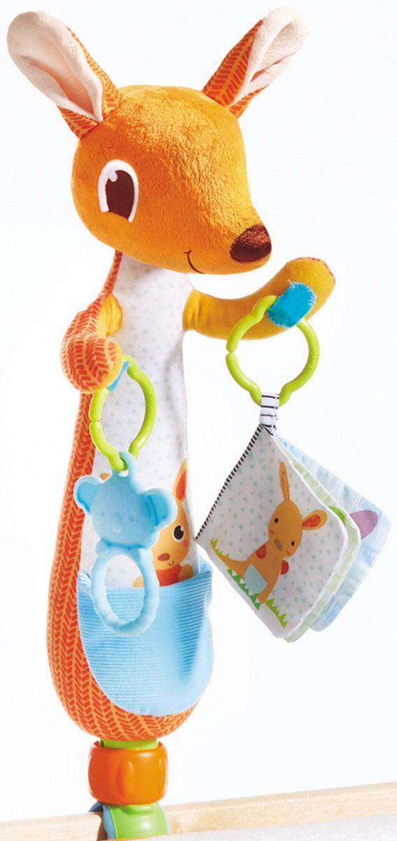 Tiny Love Развивающая игрушка Кенгуру манеж для ребенка цена