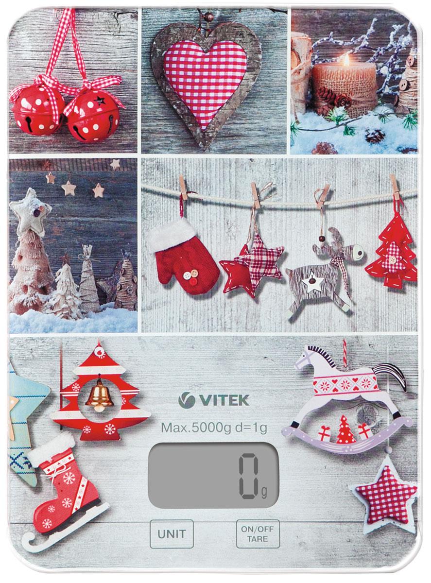 Vitek VT-8019(MC) весы кухонные - Кухонные весы