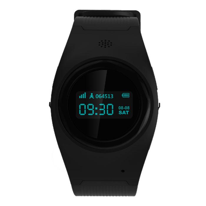 MyRope R11, Black умные часы с GPS-трекером