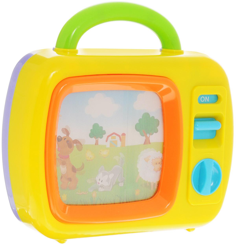 Playgo Музыкальная игрушка My First Tv игрушки интерактивные playgo интерактивная игрушка телевизор