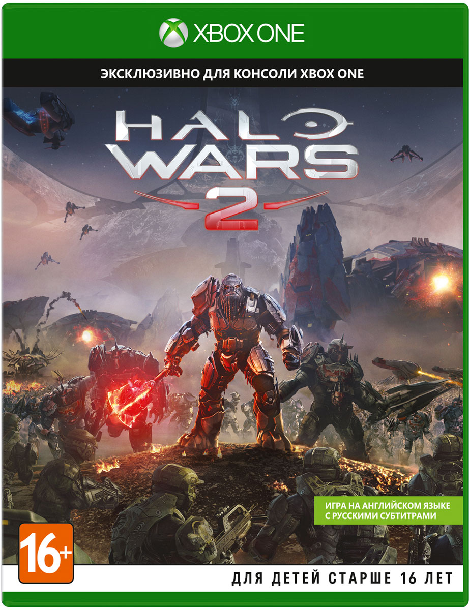 Zakazat.ru Halo Wars 2 (Xbox One)