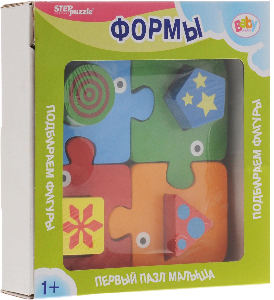 Step Puzzle Пазл для малышей Формы