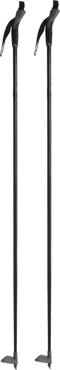 Палки лыжные Larsen Temp, длина 135 см338438-135Качественные лыжные палки Larsen Temp отлично подойдут для прогулочного катания. Модель выполнена из стекловолокна. Полиуретановая рукоятка имеет удобный хват, благодаря которому рука не мерзнет и не скользит. Темляк-стропа удобно надевается и надежно поддерживает кисть. Большая пластиковая лапка с твердосплавным наконечником не проваливается в снег.Спортивные палки подойдут как начинающим лыжникам, так и опытным спортсменам.Длина палок: 135 см.
